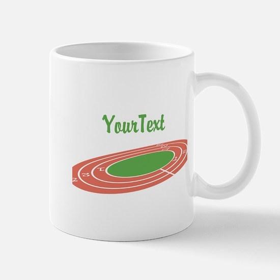 Customize Track Mugs
