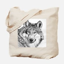 Endangered Species--North American Gray W Tote Bag