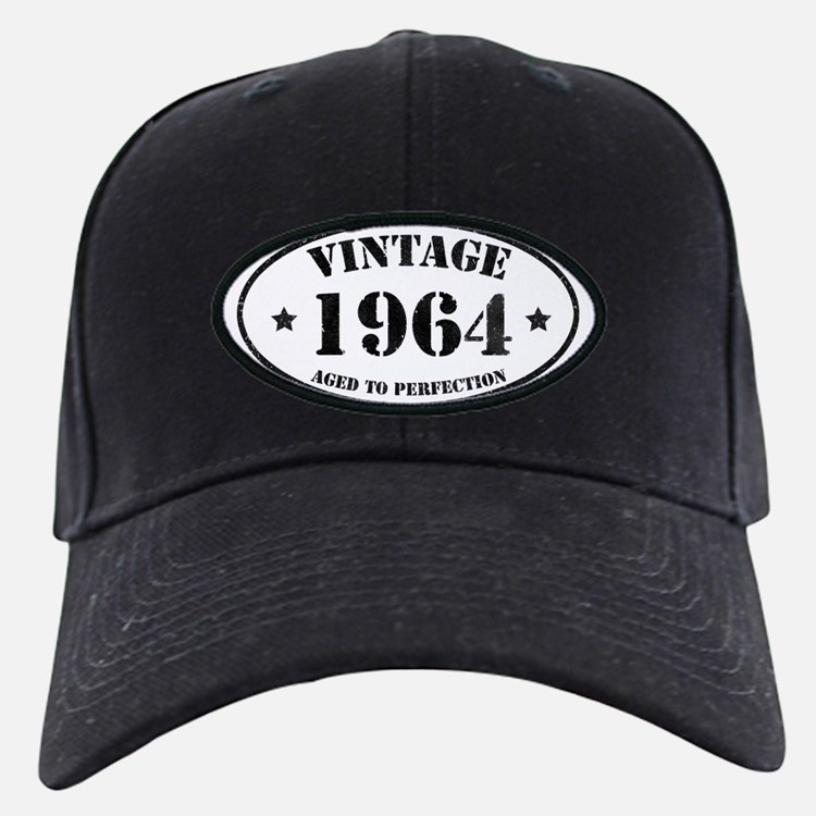 Vintage Aged to Perfection 50 Baseball Hat