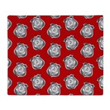 Firefighter blanket Fleece Blankets