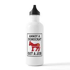 ANNOY DEMOCRATS Water Bottle