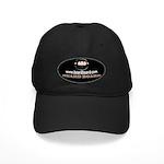 Beardboard Black Cap