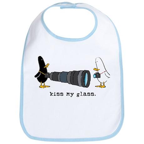 WTD: Kiss My Glass Bib