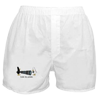 WTD: Kiss My Glass Boxer Shorts