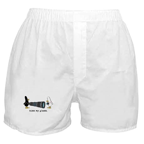 WTD: Kiss My Glass Boxer Shorts