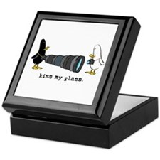 WTD: Kiss My Glass Keepsake Box