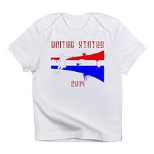 USA World Cup 2014 Infant T-Shirt