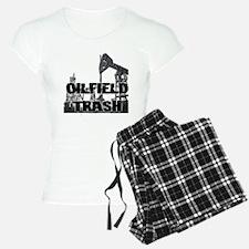 Oilfield Trash Diamond Plate Pajamas
