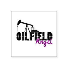 Oilfield Angel Sticker