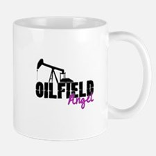 Oilfield Angel Mugs