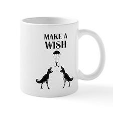 TRex Make a Wish Small Small Mug