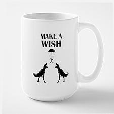 TRex Make a Wish Mug