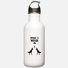 TRex Make a Wish Water Bottle