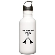 TRex Live With the Pain Water Bottle
