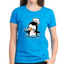 Cooking Penguin (B) Tee