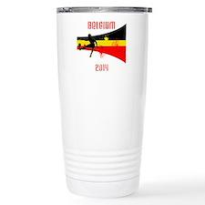 Belgium World Cup 2014 Travel Mug