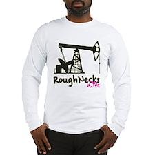 Roughnecks Wife Long Sleeve T-Shirt