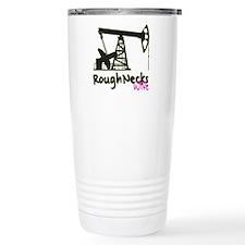 Roughnecks Wife Travel Mug
