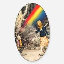 Rainbow and Pot of Gold Decal