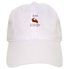i 8 sum pi on Pie Day Baseball Baseball Cap