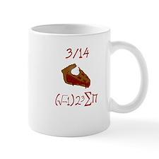 i 8 sum pi on Pie Day Mugs