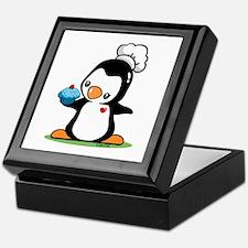 Cooking Penguin (c) Keepsake Box