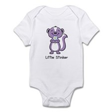 Little Stinker Purple Body Suit