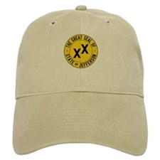 State of Jefferson Flag Baseball Cap