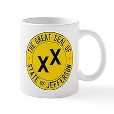 State of Jefferson Flag Mug
