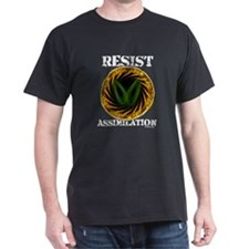 Resist Assimilation Vortex T-Shirt