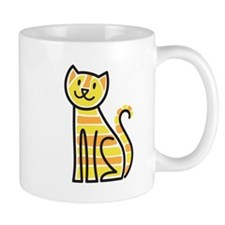 Tabby Cat Mugs