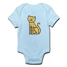 Tabby Cat Body Suit