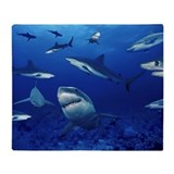 Shark Fleece Blankets