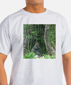 Thinking Gorilla T-Shirt