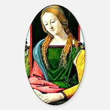 Magdalena Reading, Piero di Cosimo  Decal