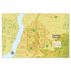 Aces & Eights: Lazurus Plat Map