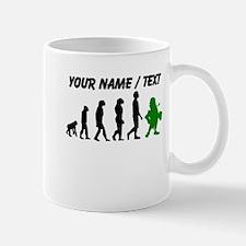 Custom Leprechaun Evolution Mugs