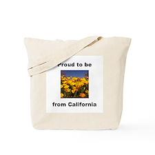 Cute California state flower Tote Bag