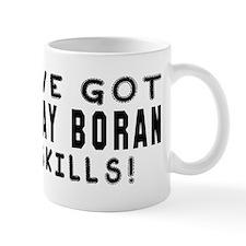 Muay Boran Skills Designs Mug