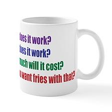 Why Does It Work Mug