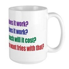 Why Does It Work Mug