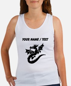 Custom Dragon With Wings Tank Top