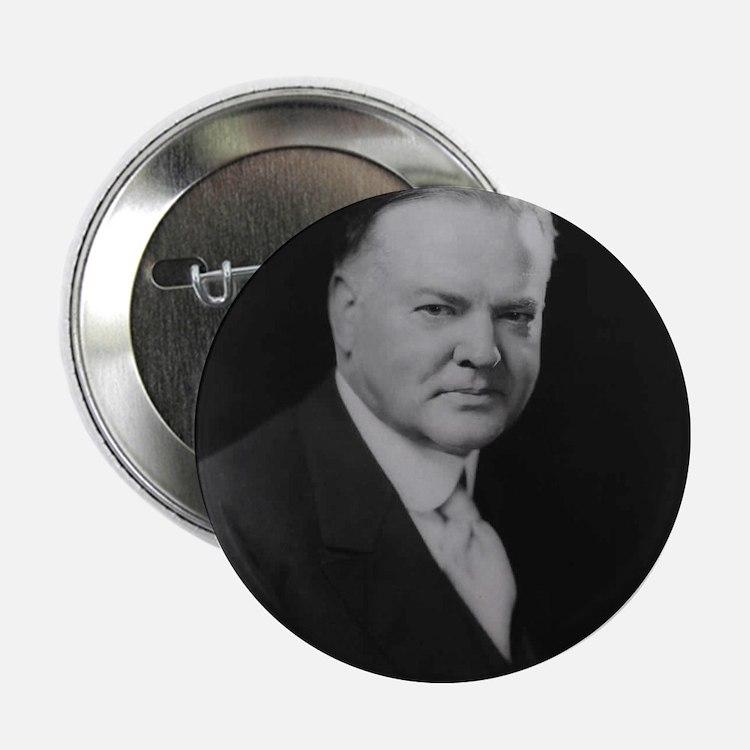 """Herbert Hoover 2.25"""" Button"""