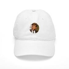 John F. Kennedy Baseball Baseball Cap