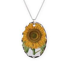 Vintage Sunflower Basilius Bes Necklace
