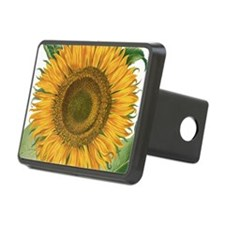 Vintage Sunflower Basilius Hitch Cover