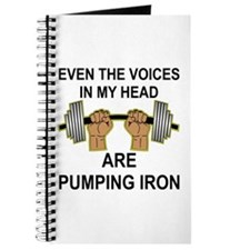Voices Are Pumping Iron Journal