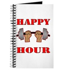 Happy Hour Barbell Journal