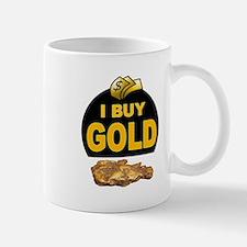 GOLD BUYER Mugs
