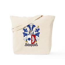 Rosenvinge Family Crest Tote Bag